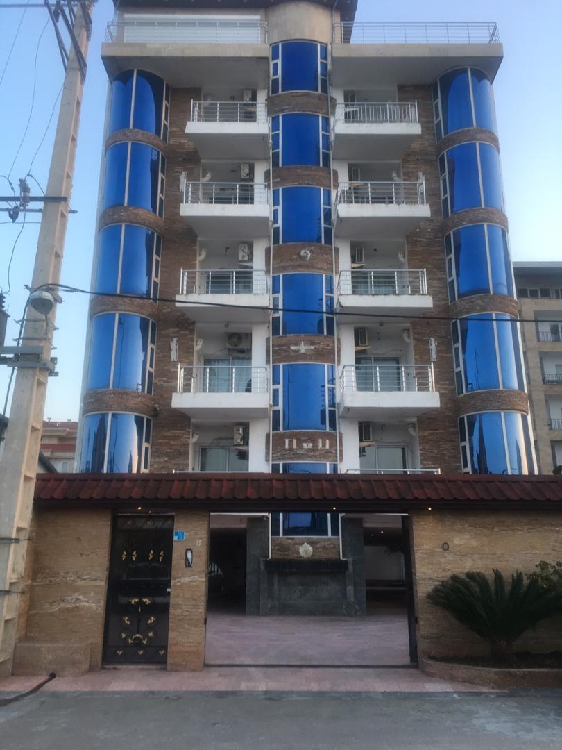 فروش ویژه یک واحد آپارتمان ساحلی